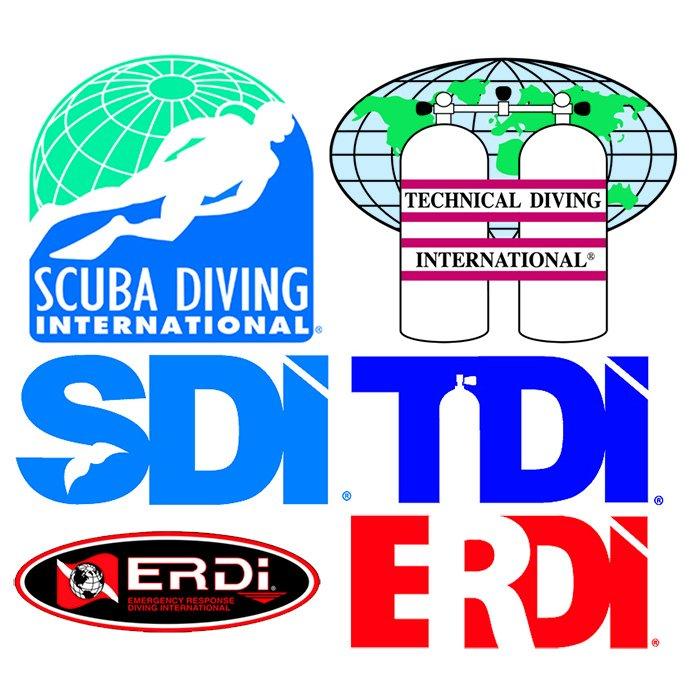 TDI-SDI-ERDI logos