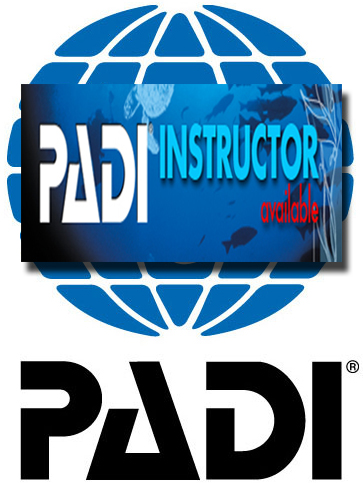 PADI Instructor Available